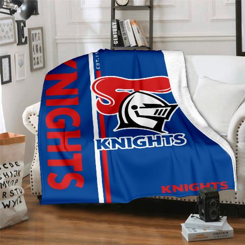 NRL Newcastle Knights Edition Blanket