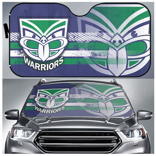 NRL New Zealand Warriors Edition Car Windshield Sunshade
