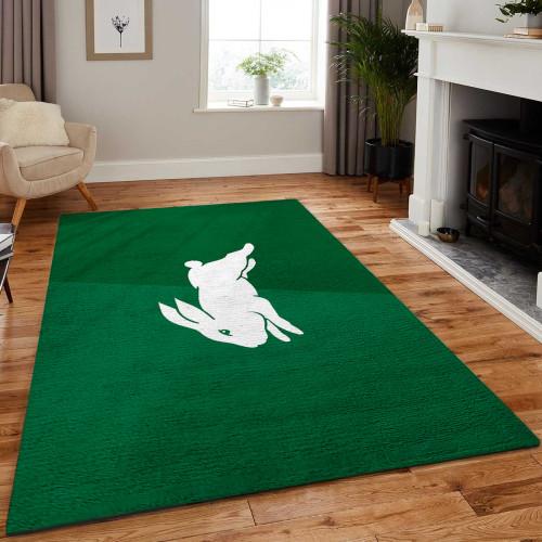 Custom NRL South Sydney Rabbitohs Edition Carpet & Rug
