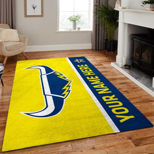 Custom NRL North Queensland Cowboys Edition Carpet & Rug
