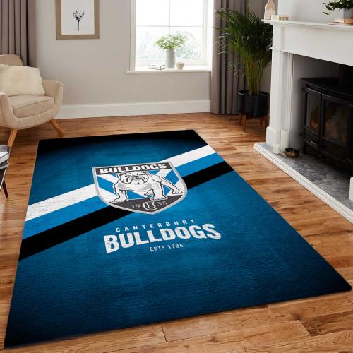 NRL Canterbury-Bankstown Bulldogs Edition Carpet & Rug
