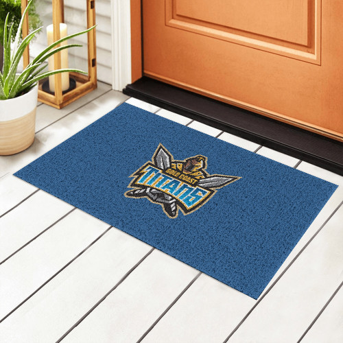 NRL Gold Coast Titans Edition Waterproof Welcome Door Mat