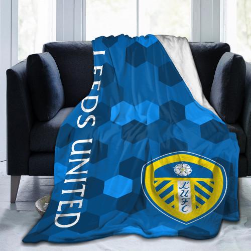 Premier League Leeds United Edition Blanket