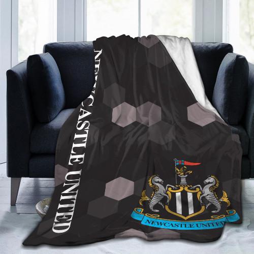 Premier League Newcastle United Edition Blanket