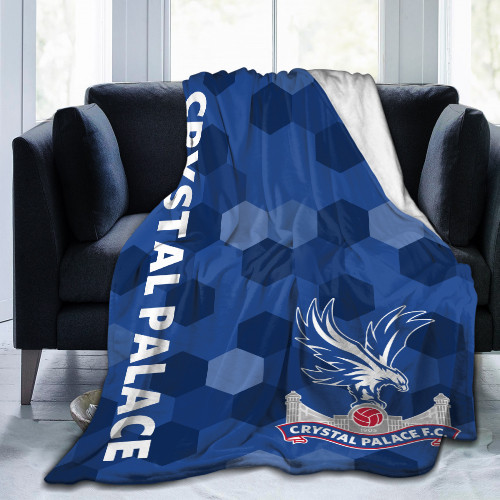 Premier League Crystal Palace Edition Blanket