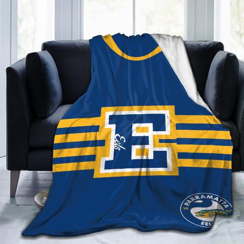 NRL Parramatta Eels Edition Blanket