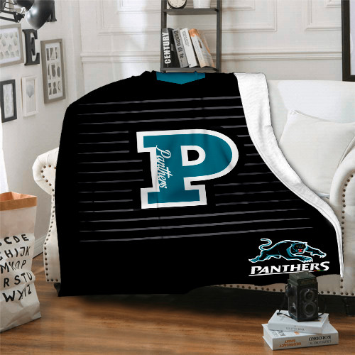 NRL Penrith Panthers Edition Blanket