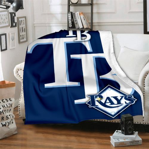 MLB Tampa Bay Rays Edition Blanket