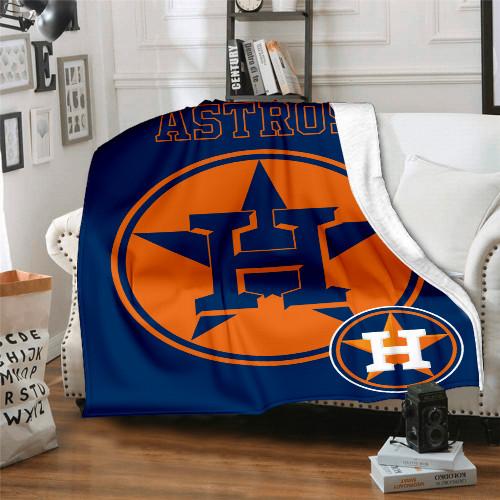 MLB Houston Astros Edition Blanket