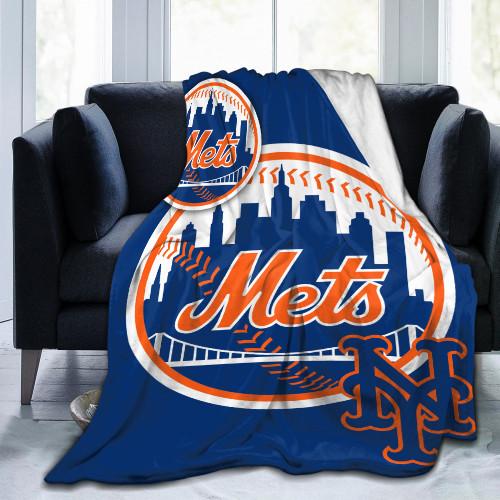 MLB New York Mets Edition Blanket