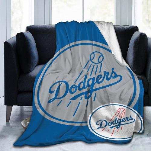 MLB Los Angeles Dodgers Edition Blanket