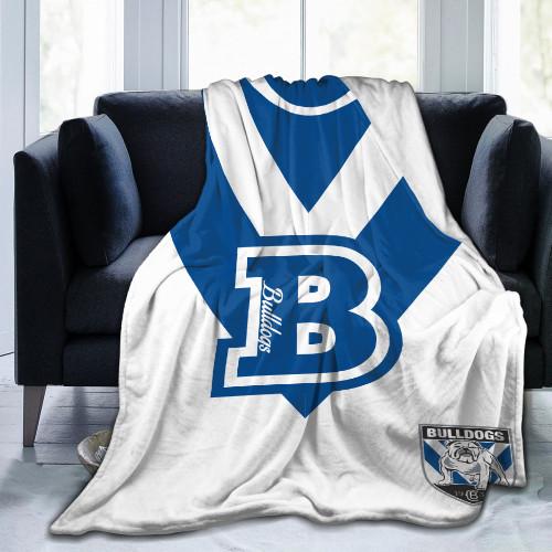 NRL Canterbury-Bankstown Bulldogs Edition Blanket