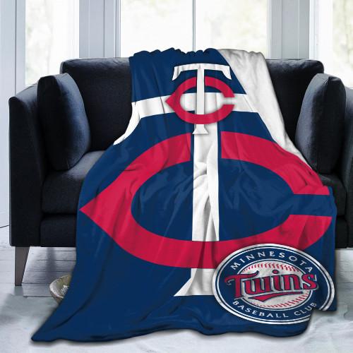 MLB Minnesota Twins Edition Blanket