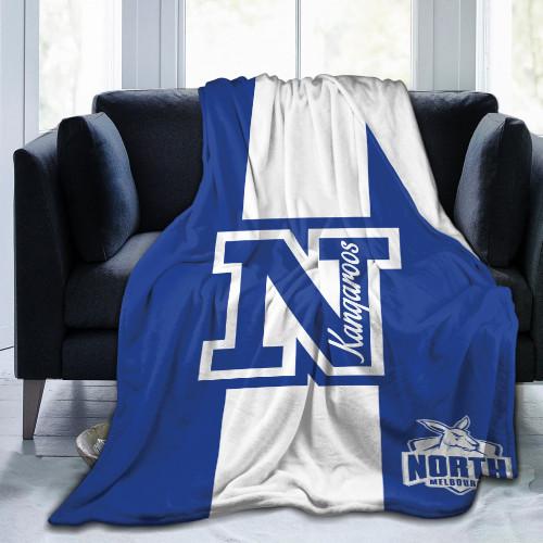 AFL North Melbourne Edition Blanket
