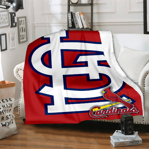 MLB St. Louis Cardinals Edition Blanket