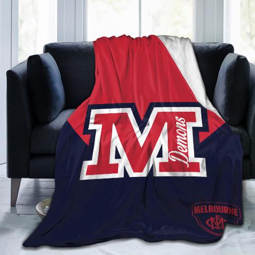 AFL Melbourne Edition Blanket