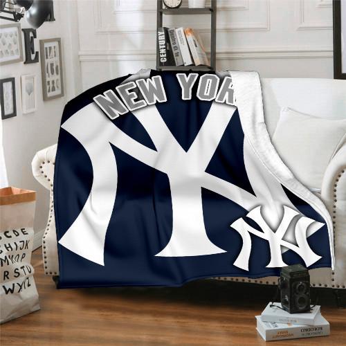 MLB New York Yankees Edition Blanket