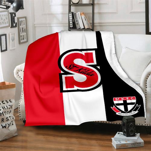 AFL St Kilda Edition Blanket