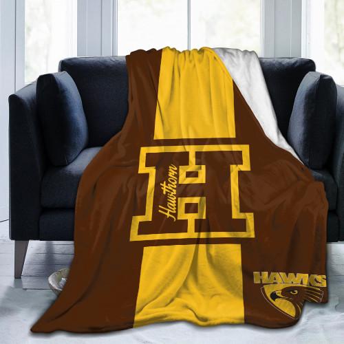 AFL Hawthorn Edition Blanket