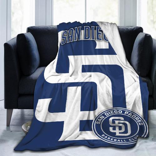 MLB San Diego Padres Edition Blanket