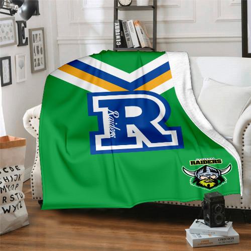 NRL Canberra Raiders Edition Blanket
