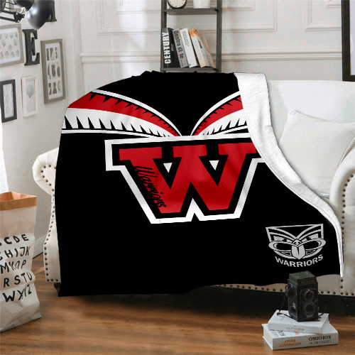 NRL New Zealand Warriors Edition Blanket