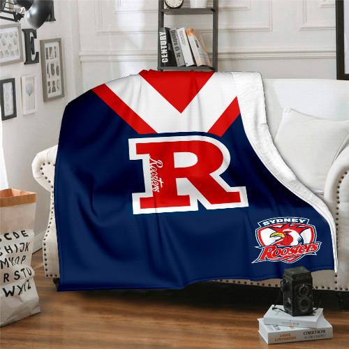 NRL Sydney Roosters Edition Blanket
