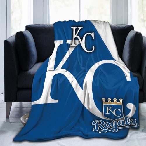 MLB Kansas City Royals Edition Blanket