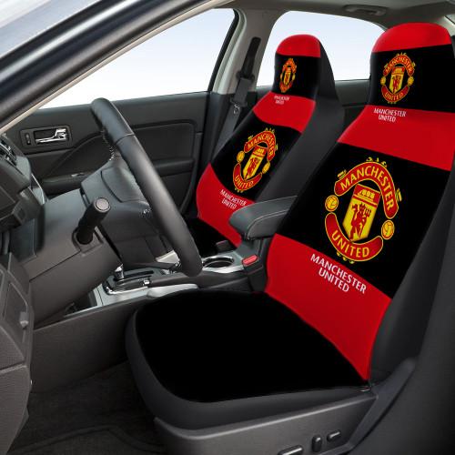 Premier League Manchester United Edition Car Seat Cover