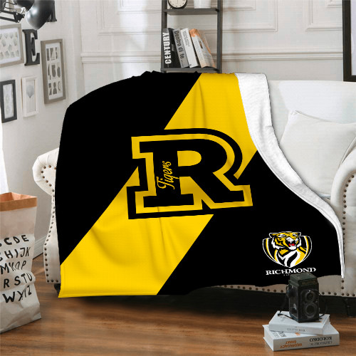 AFL Richmond Edition Blanket