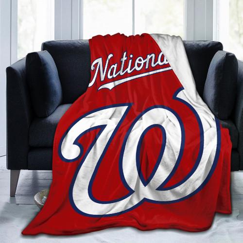 MLB Washington Nationals Edition Blanket