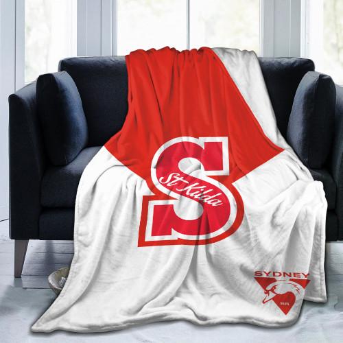 AFL Sydney Swans Edition Blanket