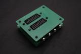 SCART-RGB(eur&jp21) TO RGBS-BNC&RCA