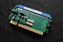 Arcade JAMMA adjustment conversion board - RGB signal increase and decrease screen shift