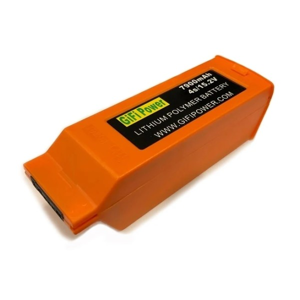 High Capacity 7900mAh 15.2V Lipo Battery for Yuneec H520, TYPHOON H PLUS Drone