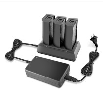 3in1 Fast Charger For Parrot Bebop 2 Drone Battery