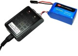Charger for Parrot AR.Drone 2.0 & 1.0 Batteries