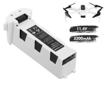 11.4V 3200mAh Intelligent Battery For Hubsan Zino H117S Drone