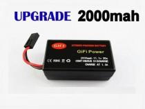 11.1V 2000mAh Li-Polymer Battery For Parrot AR.Drone 2.0 Quadcopter