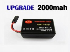 11.1V 2000mAh Li-Polymer Battery For Parrot AR.Drone 2.0 Quadcopter
