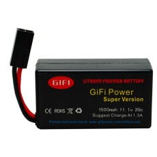 11.1V 1500mAh 20C LiPo Battery for Parrot AR.Drone 2.0 Quadcopter