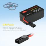 11.1V 2300mah For Parrot ar.drone 2.0&Power Edition