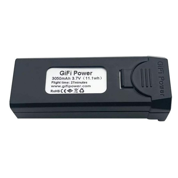 3.7V 3050mAh LiPo Battery For VISUO XS809S XS812 XS809HW Drone