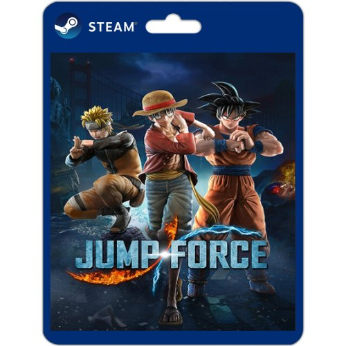 Jump Force Jump original PC steam game download play offline