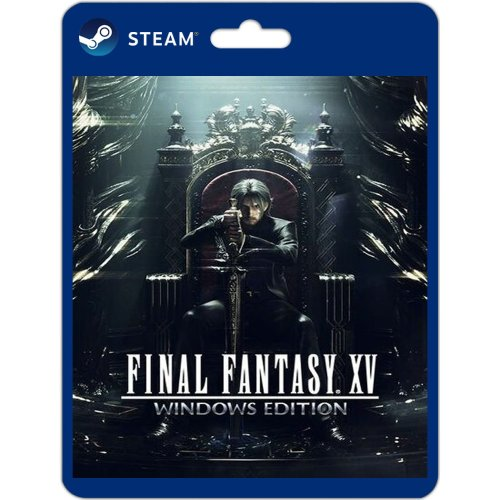 Final Fantasy XV original PC steam game download play offline
