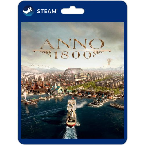 Anno 1800 original PC steam game download play offline