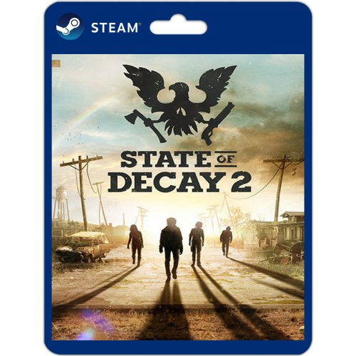 State of Decay 2 original PC steam game download play offline