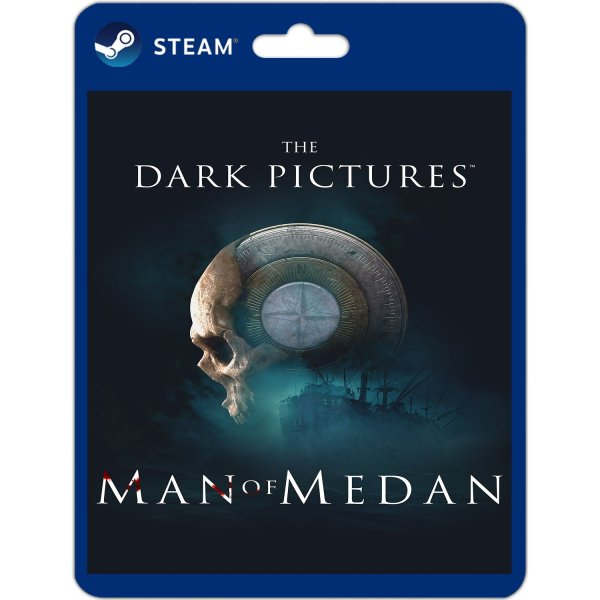 The Dark Pictures Man of Medan original PC steam game download play offline