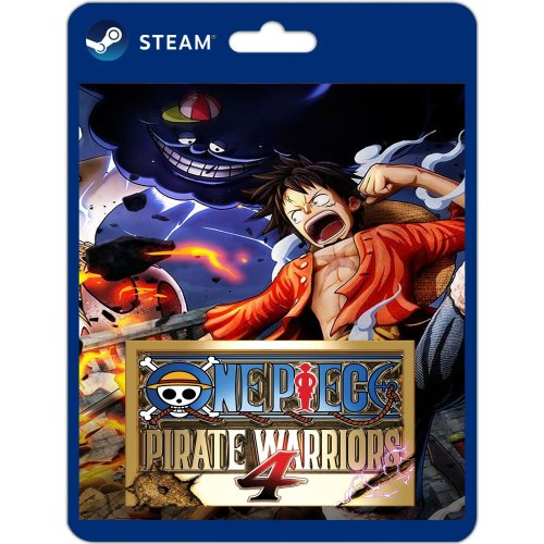 One Piece Pirate Warriors 4 original PC steam game download play offline