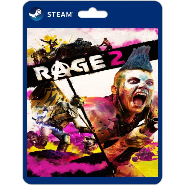 Rage 2 original PC steam game download play offline